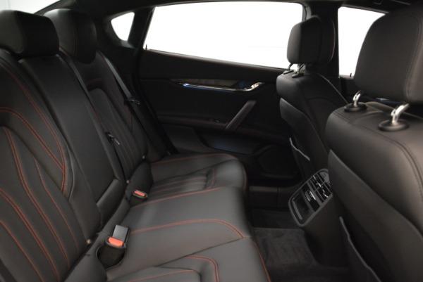 Used 2018 Maserati Quattroporte S Q4 GranLusso for sale Sold at Pagani of Greenwich in Greenwich CT 06830 24