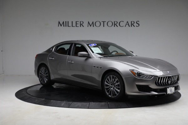 New 2018 Maserati Ghibli S Q4 for sale Sold at Pagani of Greenwich in Greenwich CT 06830 7