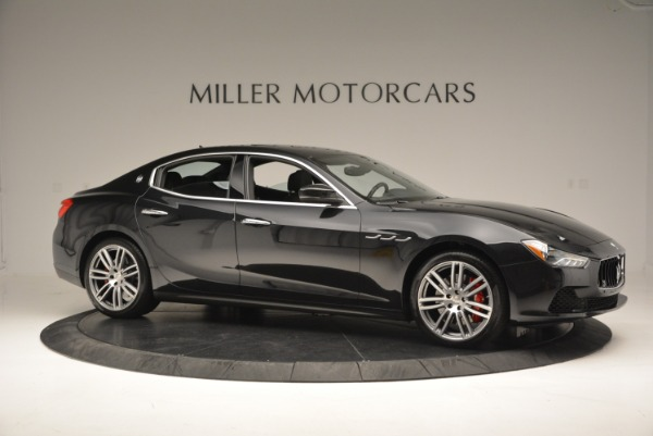 New 2018 Maserati Ghibli S Q4 for sale Sold at Pagani of Greenwich in Greenwich CT 06830 10