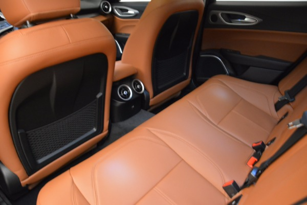 New 2018 Alfa Romeo Giulia Sport Q4 for sale Sold at Pagani of Greenwich in Greenwich CT 06830 16