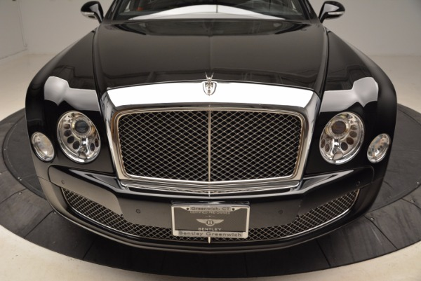 Used 2016 Bentley Mulsanne for sale Sold at Pagani of Greenwich in Greenwich CT 06830 14