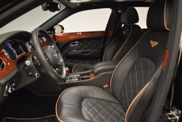 Used 2016 Bentley Mulsanne for sale Sold at Pagani of Greenwich in Greenwich CT 06830 26