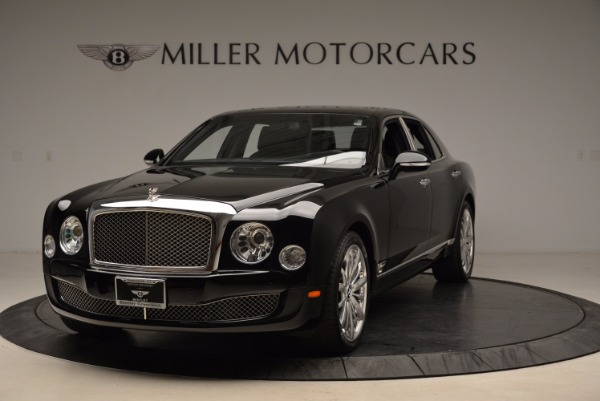 Used 2016 Bentley Mulsanne for sale Sold at Pagani of Greenwich in Greenwich CT 06830 1