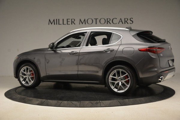New 2018 Alfa Romeo Stelvio Ti Q4 for sale Sold at Pagani of Greenwich in Greenwich CT 06830 4