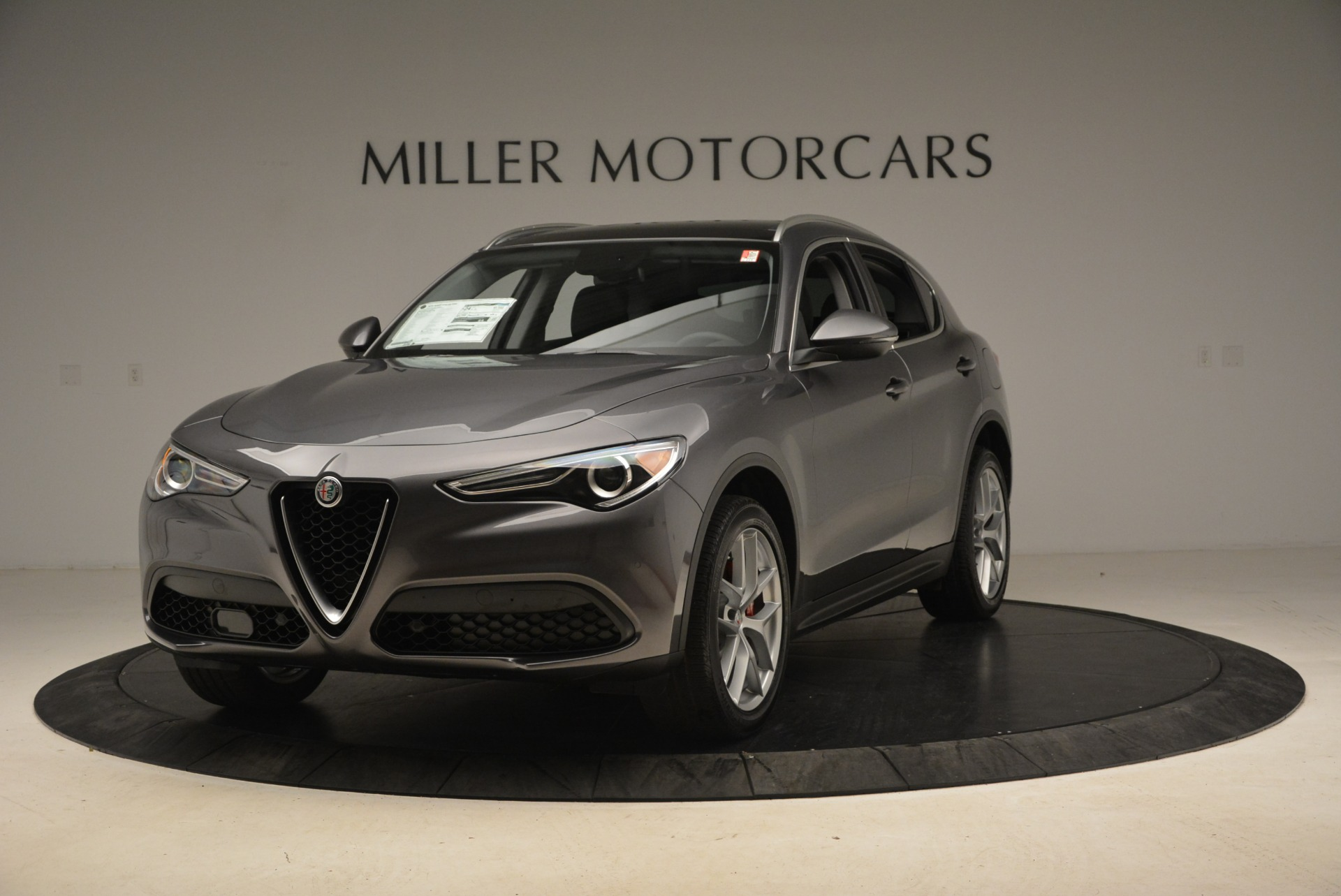 New 2018 Alfa Romeo Stelvio Ti Q4 for sale Sold at Pagani of Greenwich in Greenwich CT 06830 1