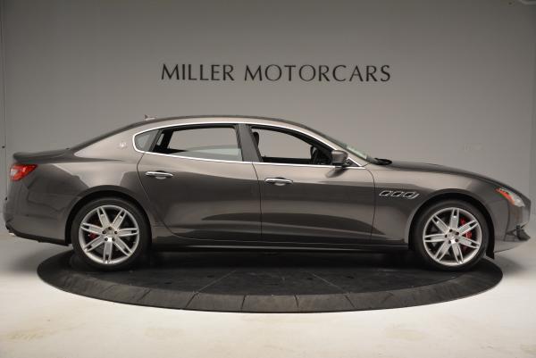 New 2016 Maserati Quattroporte S Q4 for sale Sold at Pagani of Greenwich in Greenwich CT 06830 10