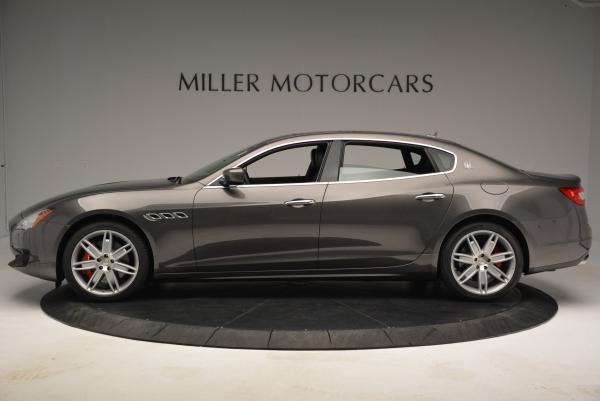 New 2016 Maserati Quattroporte S Q4 for sale Sold at Pagani of Greenwich in Greenwich CT 06830 4
