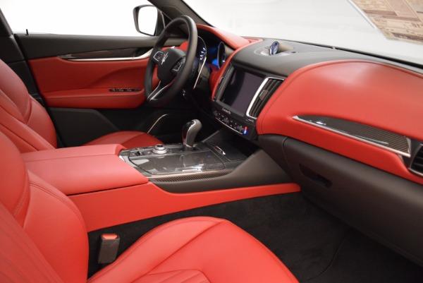 New 2017 Maserati Levante S Q4 for sale Sold at Pagani of Greenwich in Greenwich CT 06830 21