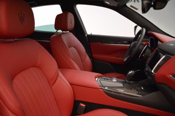 New 2017 Maserati Levante S Q4 for sale Sold at Pagani of Greenwich in Greenwich CT 06830 22