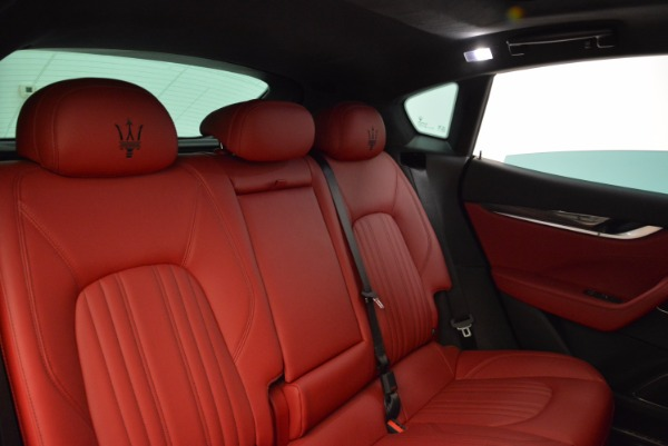 New 2017 Maserati Levante S Q4 for sale Sold at Pagani of Greenwich in Greenwich CT 06830 26