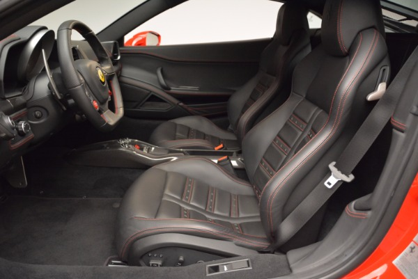 Used 2012 Ferrari 458 Italia for sale Sold at Pagani of Greenwich in Greenwich CT 06830 14