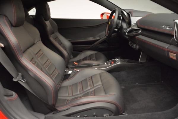 Used 2012 Ferrari 458 Italia for sale Sold at Pagani of Greenwich in Greenwich CT 06830 18