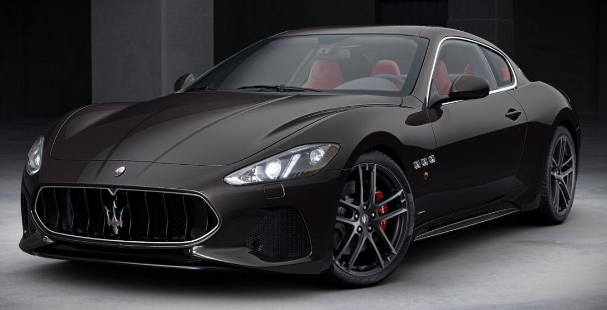 New 2018 Maserati GranTurismo Sport Coupe for sale Sold at Pagani of Greenwich in Greenwich CT 06830 1