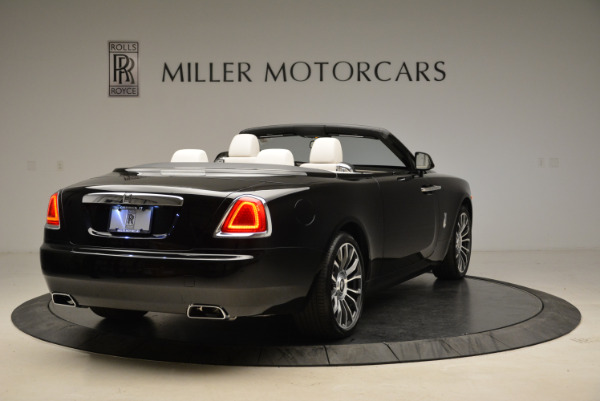 New 2018 Rolls-Royce Dawn for sale Sold at Pagani of Greenwich in Greenwich CT 06830 7