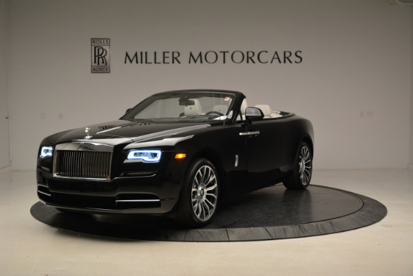 New 2018 Rolls-Royce Dawn for sale Sold at Pagani of Greenwich in Greenwich CT 06830 1