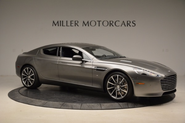 Used 2017 Aston Martin Rapide S Sedan for sale Sold at Pagani of Greenwich in Greenwich CT 06830 10
