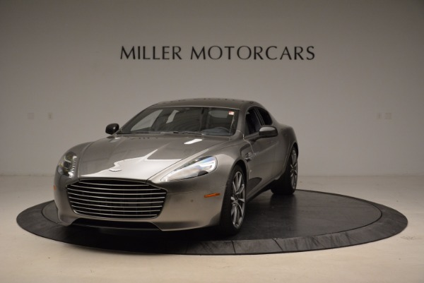 Used 2017 Aston Martin Rapide S Sedan for sale Sold at Pagani of Greenwich in Greenwich CT 06830 2