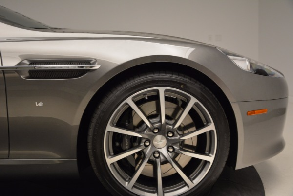 Used 2017 Aston Martin Rapide S Sedan for sale Sold at Pagani of Greenwich in Greenwich CT 06830 22