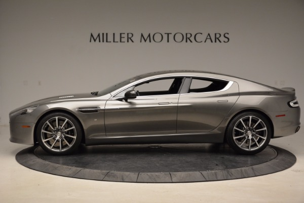 Used 2017 Aston Martin Rapide S Sedan for sale Sold at Pagani of Greenwich in Greenwich CT 06830 3