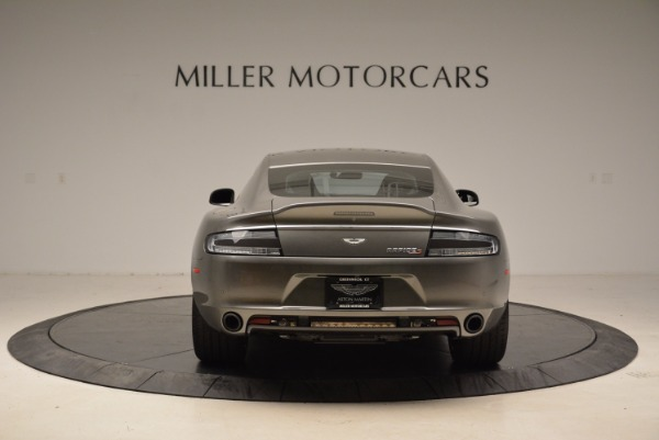 Used 2017 Aston Martin Rapide S Sedan for sale Sold at Pagani of Greenwich in Greenwich CT 06830 6