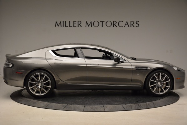 Used 2017 Aston Martin Rapide S Sedan for sale Sold at Pagani of Greenwich in Greenwich CT 06830 9