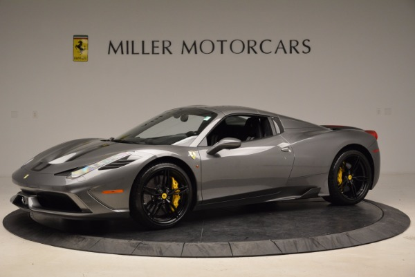 Used 2015 Ferrari 458 Speciale Aperta for sale Sold at Pagani of Greenwich in Greenwich CT 06830 14
