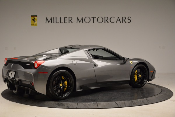 Used 2015 Ferrari 458 Speciale Aperta for sale Sold at Pagani of Greenwich in Greenwich CT 06830 20