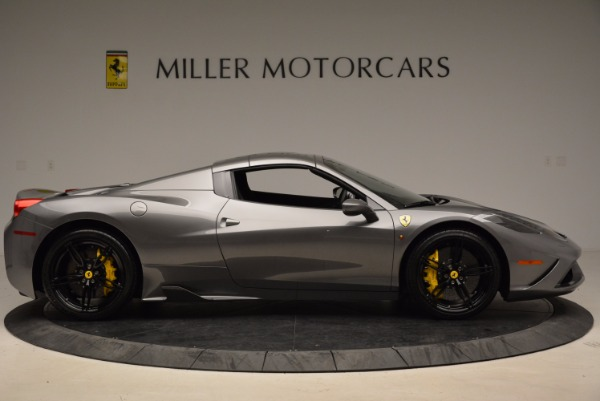 Used 2015 Ferrari 458 Speciale Aperta for sale Sold at Pagani of Greenwich in Greenwich CT 06830 21