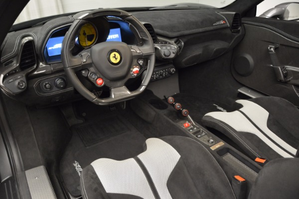 Used 2015 Ferrari 458 Speciale Aperta for sale Sold at Pagani of Greenwich in Greenwich CT 06830 27