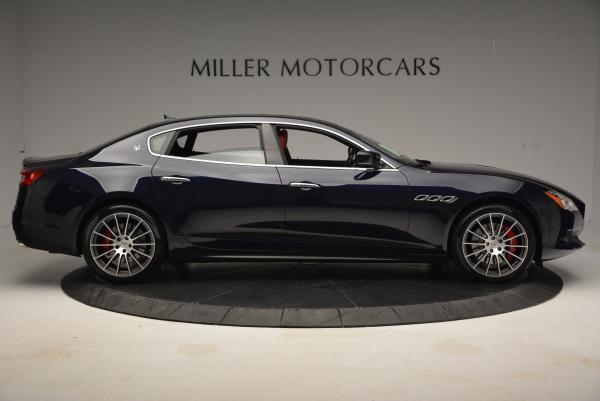 New 2016 Maserati Quattroporte S Q4  *******      DEALER'S  DEMO for sale Sold at Pagani of Greenwich in Greenwich CT 06830 10