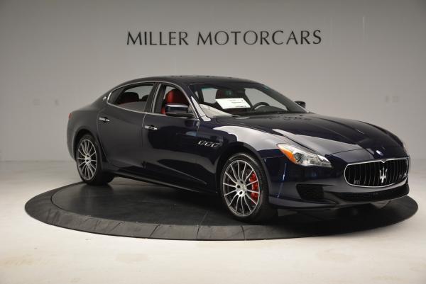 New 2016 Maserati Quattroporte S Q4  *******      DEALER'S  DEMO for sale Sold at Pagani of Greenwich in Greenwich CT 06830 12