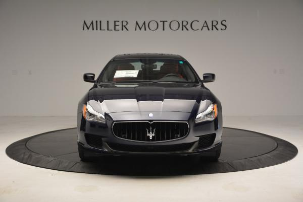 New 2016 Maserati Quattroporte S Q4  *******      DEALER'S  DEMO for sale Sold at Pagani of Greenwich in Greenwich CT 06830 13
