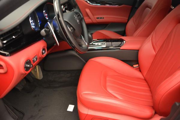 New 2016 Maserati Quattroporte S Q4  *******      DEALER'S  DEMO for sale Sold at Pagani of Greenwich in Greenwich CT 06830 15