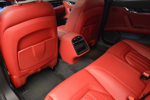 New 2016 Maserati Quattroporte S Q4  *******      DEALER'S  DEMO for sale Sold at Pagani of Greenwich in Greenwich CT 06830 19