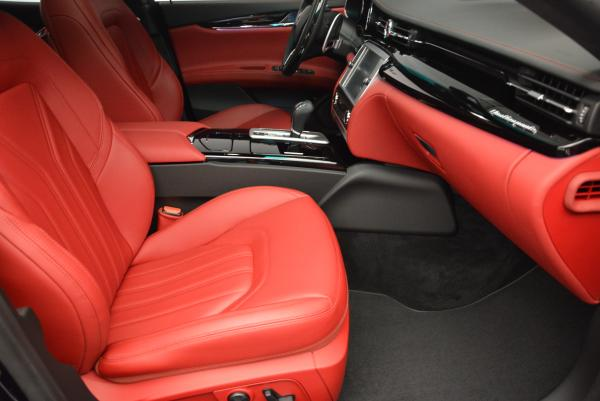 New 2016 Maserati Quattroporte S Q4  *******      DEALER'S  DEMO for sale Sold at Pagani of Greenwich in Greenwich CT 06830 23