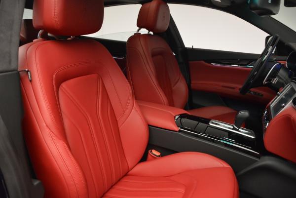 New 2016 Maserati Quattroporte S Q4  *******      DEALER'S  DEMO for sale Sold at Pagani of Greenwich in Greenwich CT 06830 24