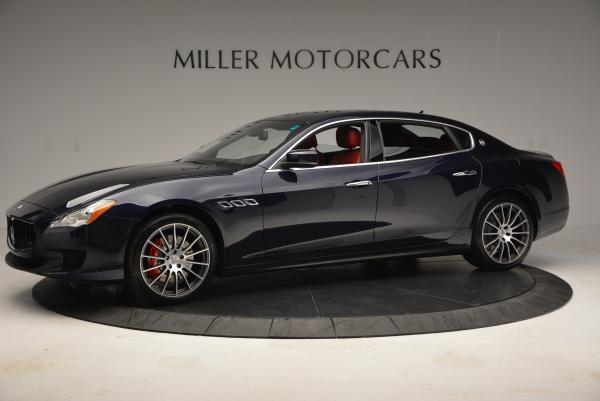 New 2016 Maserati Quattroporte S Q4  *******      DEALER'S  DEMO for sale Sold at Pagani of Greenwich in Greenwich CT 06830 3