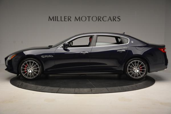 New 2016 Maserati Quattroporte S Q4  *******      DEALER'S  DEMO for sale Sold at Pagani of Greenwich in Greenwich CT 06830 4