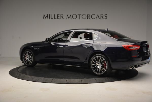 New 2016 Maserati Quattroporte S Q4  *******      DEALER'S  DEMO for sale Sold at Pagani of Greenwich in Greenwich CT 06830 5