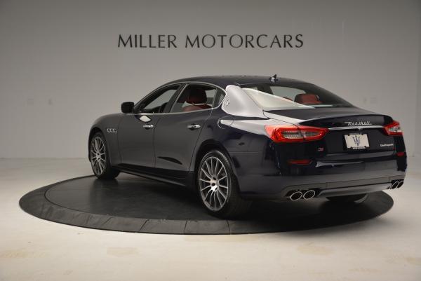 New 2016 Maserati Quattroporte S Q4  *******      DEALER'S  DEMO for sale Sold at Pagani of Greenwich in Greenwich CT 06830 6