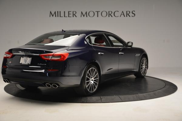 New 2016 Maserati Quattroporte S Q4  *******      DEALER'S  DEMO for sale Sold at Pagani of Greenwich in Greenwich CT 06830 8
