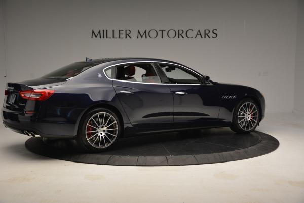 New 2016 Maserati Quattroporte S Q4  *******      DEALER'S  DEMO for sale Sold at Pagani of Greenwich in Greenwich CT 06830 9