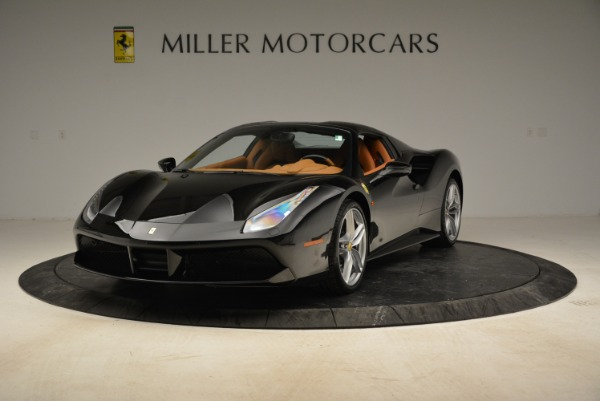 Used 2017 Ferrari 488 Spider for sale Sold at Pagani of Greenwich in Greenwich CT 06830 24
