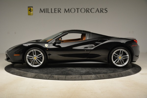 Used 2017 Ferrari 488 Spider for sale Sold at Pagani of Greenwich in Greenwich CT 06830 26