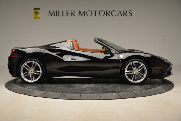 Used 2017 Ferrari 488 Spider for sale Sold at Pagani of Greenwich in Greenwich CT 06830 9