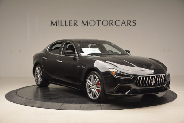 New 2018 Maserati Ghibli S Q4 Gransport for sale Sold at Pagani of Greenwich in Greenwich CT 06830 11