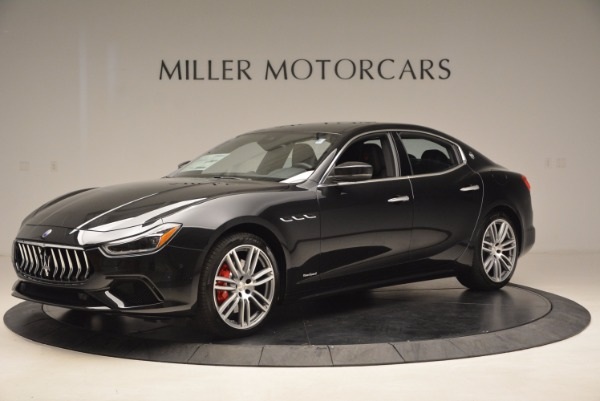New 2018 Maserati Ghibli S Q4 Gransport for sale Sold at Pagani of Greenwich in Greenwich CT 06830 2