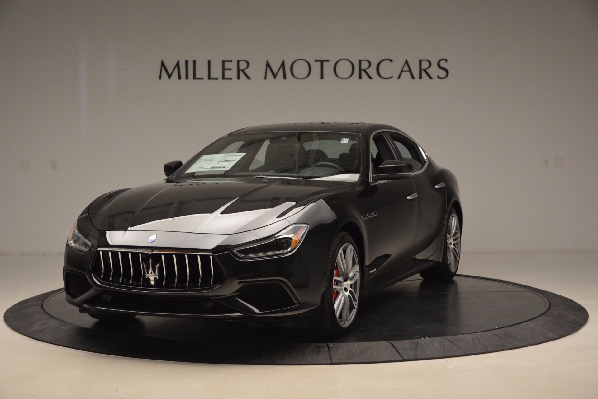 New 2018 Maserati Ghibli S Q4 Gransport for sale Sold at Pagani of Greenwich in Greenwich CT 06830 1
