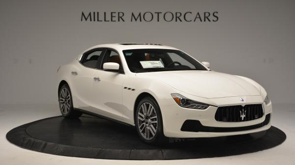 Used 2016 Maserati Ghibli S Q4 for sale Sold at Pagani of Greenwich in Greenwich CT 06830 12
