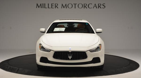 Used 2016 Maserati Ghibli S Q4 for sale Sold at Pagani of Greenwich in Greenwich CT 06830 13